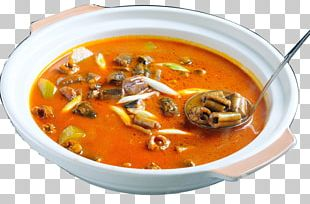 Red Curry Hot Pot Gulai Chili Oil PNG