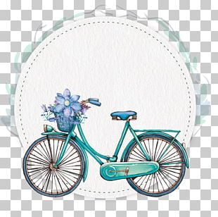Bicycle Poster Vintage Clothing PNG