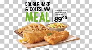 Fish And Chips Take-out Fast Food Hake Squid As Food PNG