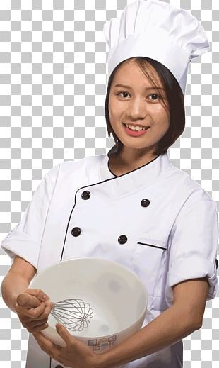 Pastry Chef Chef's Uniform Personal Chef Cook PNG