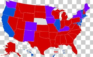 United States Red States And Blue States Republican Party Political Party U.S. State PNG