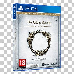 Elder Scrolls Online: Morrowind The Elder Scrolls Online: Tamriel Unlimited The Elder Scrolls V: Skyrim – Dragonborn PlayStation 4 Video Game PNG