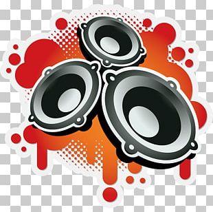Microphone Loudspeaker Music PNG