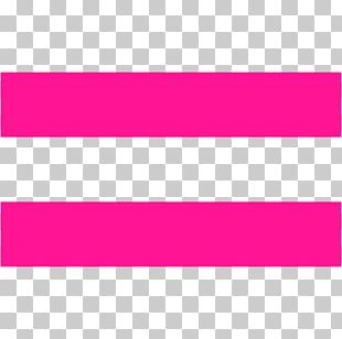 Pink M Line Angle Brand Font PNG