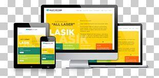 Responsive Web Design Joomla Website Development Computer Software PNG
