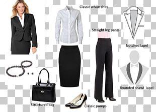 Tuxedo Earring Pencil Skirt Black Product Design PNG