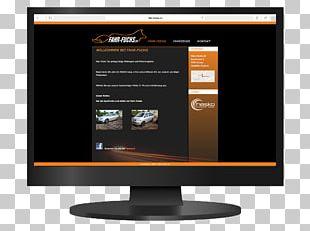 LED-backlit LCD Computer Monitors Display Advertising Display Device PNG