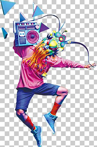 Street Dance Breakdancing Poster Dancer PNG