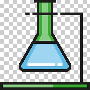 Chemistry Laboratory Flasks Chemical Substance Science PNG