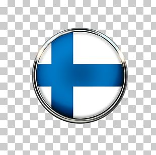 Flag Of Finland Country PNG