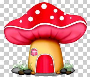 Graphics Mushroom Fairy PNG