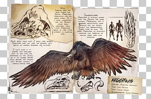 ARK: Survival Evolved Spinosaurus Dinosaur Meat Slice Pteranodon PNG