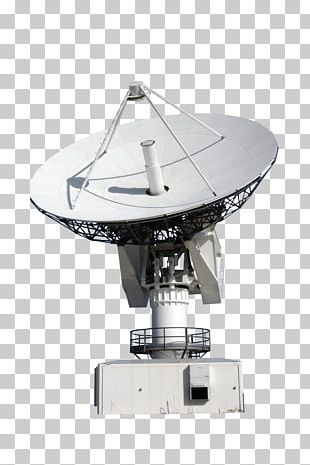 Aerials Radar Satellite Dish C Band PNG