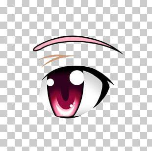 Red Eye Conjunctivitis Female PNG