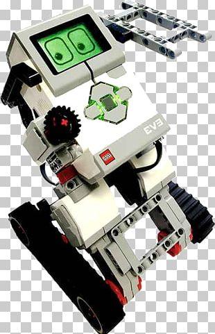 Robotics Lego Mindstorms EV3 PNG