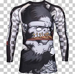 Ultimate Fighting Championship Rash Guard Brazilian Jiu-jitsu T-shirt Mixed Martial Arts PNG
