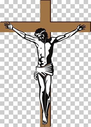 Christian Cross Crucifixion Of Jesus Christianity PNG