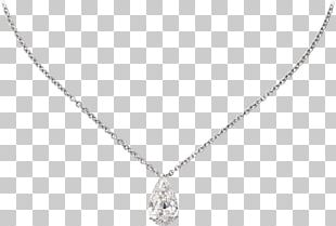Locket Necklace Silver Chain Jewellery PNG