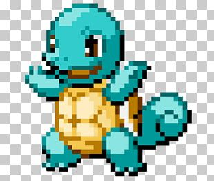 Squirtle Pokémon Yellow Pikachu Minecraft PNG