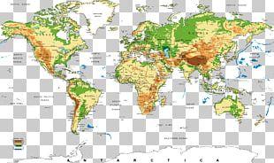 World Map World Map PNG