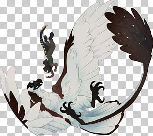 Bird Of Prey Cartoon Legendary Creature PNG