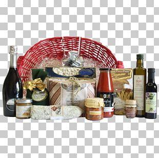 Food Gift Baskets Distilled Beverage Hamper PNG