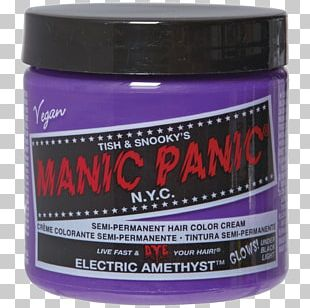 Hair Coloring Manic Panic Human Hair Color Hair Permanents & Straighteners PNG