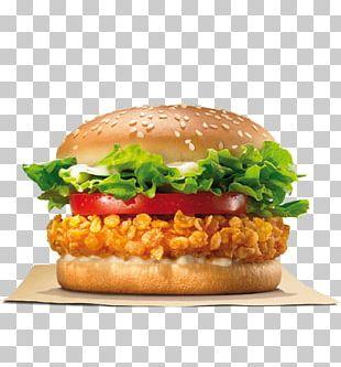 Chicken Sandwich Whopper Hamburger Burger King Specialty Sandwiches Cheeseburger PNG