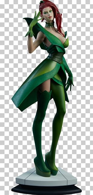 Poison Ivy Figurine Batman Sideshow Collectibles Action & Toy Figures PNG