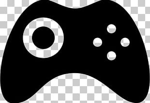Xbox 360 Game Controllers Video Game Computer Icons PNG