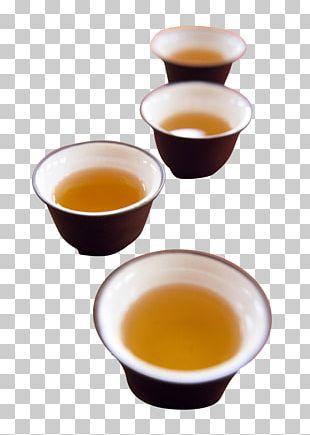 Barley Tea Da Hong Pao French Fries Dianhong PNG