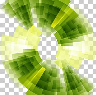 Euclidean Technology Green Line PNG