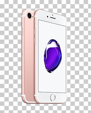 IPhone 7 Plus Telephone Apple Smartphone PNG