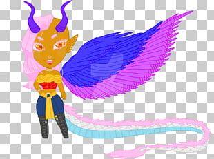 Illustration Legendary Creature Purple Supernatural PNG