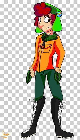 Kyle Broflovski Costume PNG