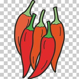 Habanero Bell Pepper Tabasco Pepper Chili Pepper Tomato PNG