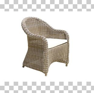 Table Resin Wicker Furniture Chair PNG