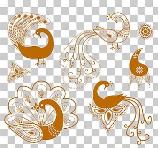 Mehndi Henna Tattoo Symbol PNG