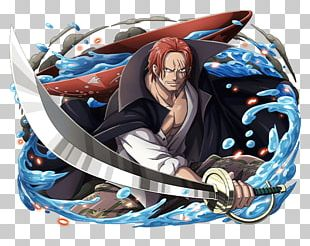 Shanks Monkey D. Luffy One Piece Treasure Cruise Dracule Mihawk Roronoa Zoro PNG