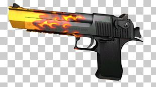 Counter-Strike: Global Offensive IMI Desert Eagle Firearm Weapon Revolver PNG
