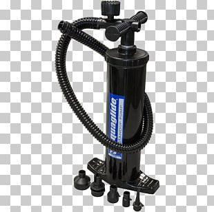 Hand Pump Hose Kayak Pressure PNG