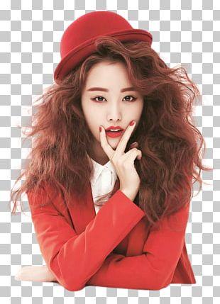 Song Ji Eun South Korea K-pop Secret Singer PNG