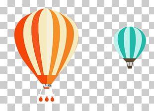 Airplane Flight Hot Air Ballooning PNG