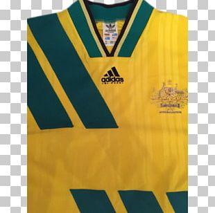 Australia National Football Team T-shirt Jersey Kit PNG