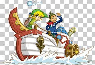 The Legend Of Zelda: Phantom Hourglass Link The Legend Of Zelda: The Wind Waker The Legend Of Zelda: Spirit Tracks PNG