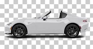 2017 Mazda MX-5 Miata RF Car Mazda MX-5 RF PNG