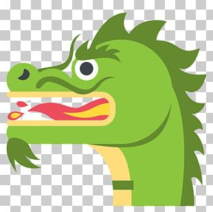 Apple Color Emoji Dragon Emojipedia Text Messaging PNG
