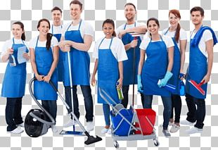 Commercial Cleaning Maid Service Cleaner Business PNG