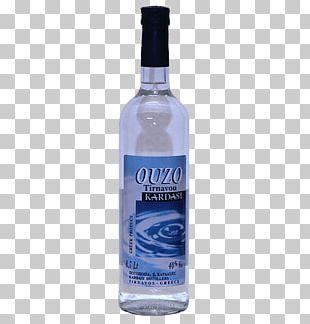 Liqueur Glass Bottle Vodka Water Liquid PNG