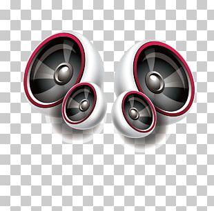 Loudspeaker Audio Electronics Computer Speakers PNG